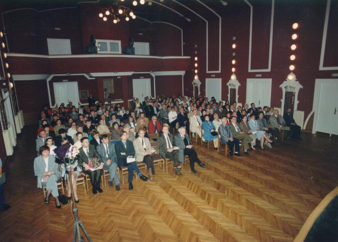 Tag der Deutschen Einheit, Oktober 1997, Subotica.